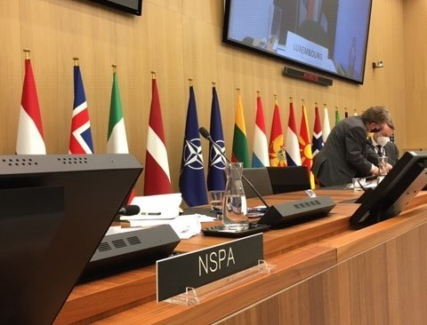 NSPA presents its Demilitarisation, Dismantling and Disposal (D3) services during the CNAD permanent session