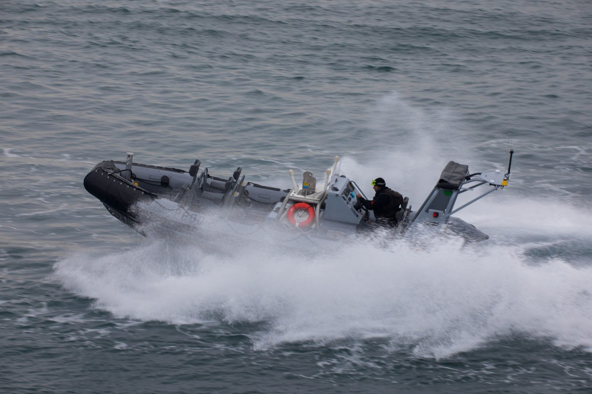 NSPA acquires 13 boats for the Spanish Navy's Marine Corps